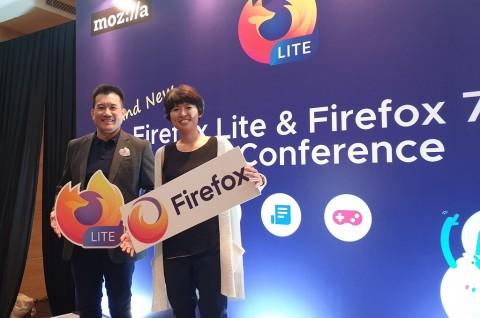 Mozilla Resmi Umumkan Kehadiran Firefox Lite