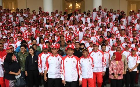 Menang Lawan Thailand, Jokowi Yakin Timnas U-23 Juara