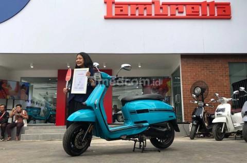 Lambretta Kini Punya Distributor Resmi di Indonesia