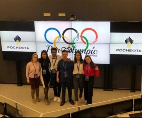 Mahasiswa ITS Sabet Dua Juara Sekaligus di Moskow