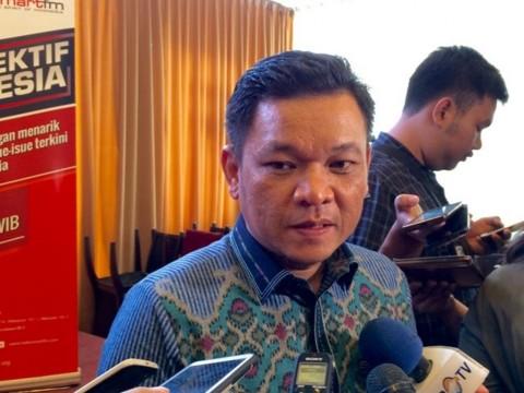 Tudingan Tiga Menteri Recoki Golkar Dibantah Kubu Airlangga