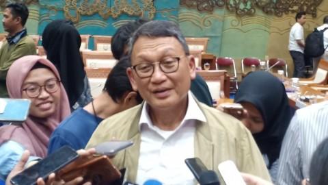 Menteri ESDM Kaji Biaya Pengembangan Pembangkit Nuklir