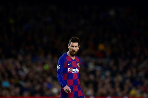 Messi Catatkan Laga ke-700 Bersama Barcelona