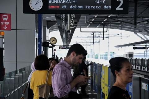 MRT Jual 5 Hak Nama Stasiun Tahun Depan
