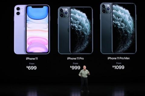 Ini Harga Rumpun iPhone 11 di Indonesia