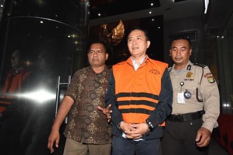 Tersangka Kasus Suap Meikarta Ajukan Praperadilan
