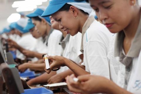 16 Perusahaan di Jatim Pindah Pascakenaikan UMK