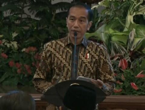 Jokowi Minta Eselon III dan IV Digantikan Kecerdasan Buatan