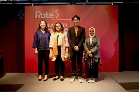 RateS Resmi Meluncur di Indonesia