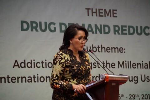 Peran Perempuan Efektif Cegah Peredaran Narkoba
