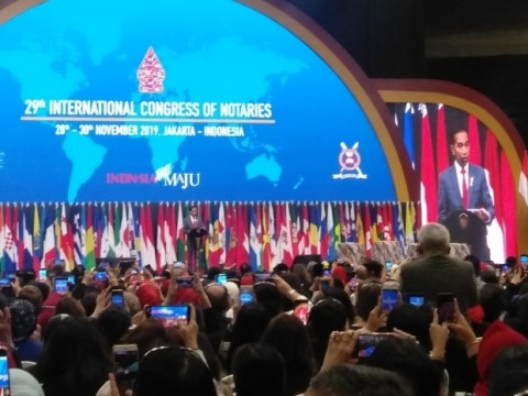 Jokowi Ingin Cek Kebenaran Pengesahan PT dalam 7 Menit