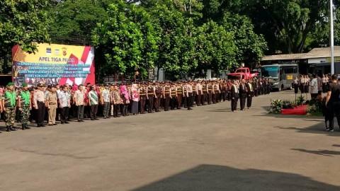 Tiga Pilar di Bandung Siap Tangkal Radikalisme