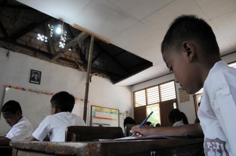 Jateng Siapkan Rp289,9 Miliar untuk Perbaikan Sekolah