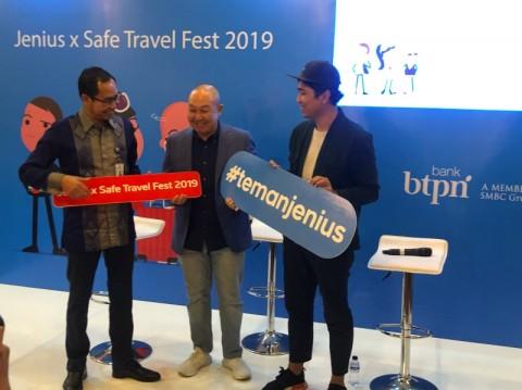 Lindungi WNI, Kemenlu Kolaborasikan Safe Travel dengan Jenius