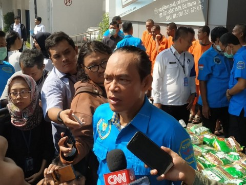 Arman Depari Tantang DPR Bakar Anggota BNN
