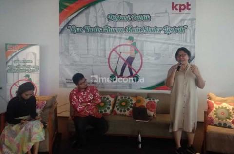 Skuter Listrik Bukan Solusi Pemenuhan Mobilitas Warga Jakarta
