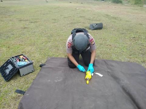 Polisi Temukan Benda Diduga Bom di Pergudangan Cikupa