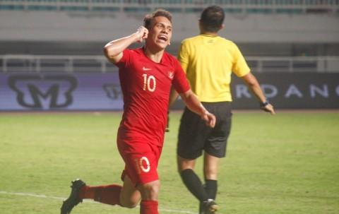 Susunan Pemain Timnas U-23 vs Singapura