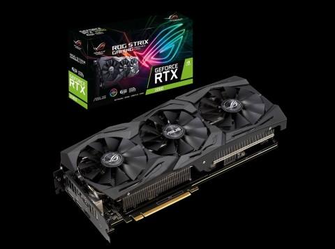 ASUS ROG Strix GeForce RTX 2060 6G Gaming OC, Fokus di Performa
