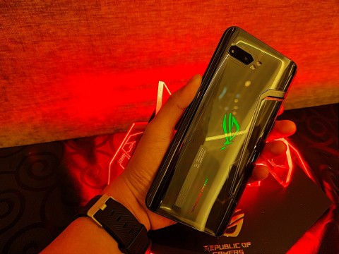 Ada Stiker TAM, ASUS ROG Phone 2 Dipastikan Rilis 5 Desember