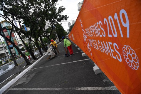 Badai Kammuri Ancam Pembukaan SEA Games 2019