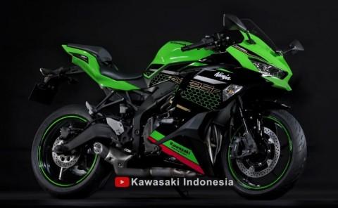 Kawasaki Janji Ninja 250 4-Silinder ke Indonesia