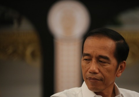IMF Minta Jokowi Waspadai Dampak Perlambatan Ekonomi