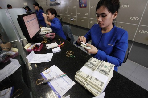 Dolar AS Melempem di Hari Thanksgiving