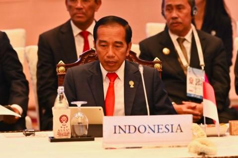 IMF Warns Jokowi of Global Economic Slowdown