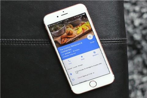 Anda Bisa Cari Rekomendasi Resto di Google Maps, Caranya?