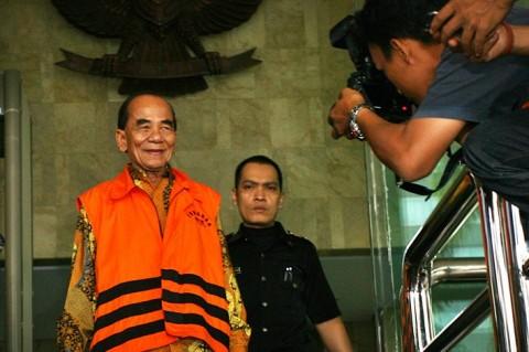 Istana Sebut Nyawa Annas Maamun Terancam di Penjara