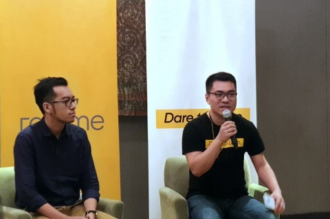 Agresif Jadi Kunci Kesuksesan realme di Indonesia