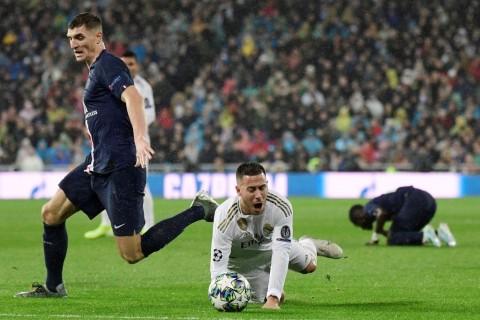 Bek PSG Minta Maaf Usai Cederai Hazard