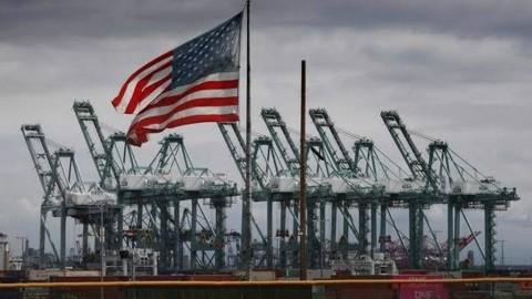 Survei Fed: Pertumbuhan Ekonomi AS Moderat di Oktober-November