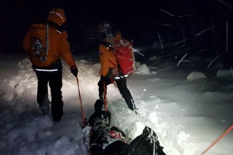 Dua Pendaki Ukraina Tewas di Pegunungan High Tatra Slovakia