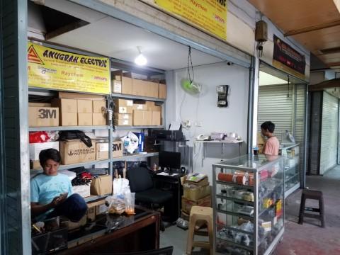 Pedagang Pasar Kenari Buka Pintu bagi PKL Senen