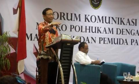 Menko Polhukam Pastikan Papua Aman