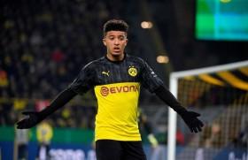 Dortmund Pede Pertahankan Sancho