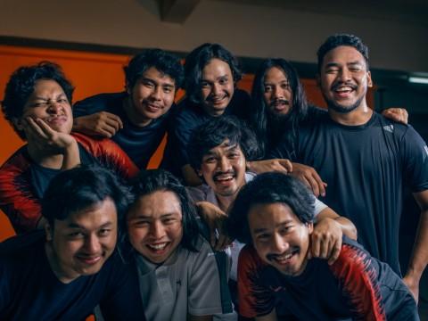 Dukung Atlet Indonesia, .Feast dan The Panturas Rilis Singel Gelora