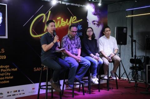 Erwin Gutawa Bawa 'Chrisye' Tur ke Lima Kota