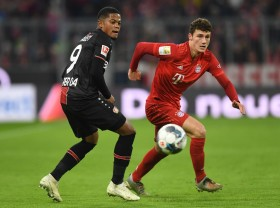 Bayern Muenchen Tumbang di Tangan Leverkusen