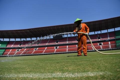 Penataan Stadion GBT Surabaya Dibantu British Council