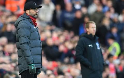 Pengakuan Klopp: Brighton Menyulitkan Liverpool