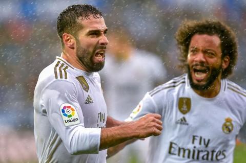 Kalahkan Alaves, Madrid Rebut Puncak Klasemen