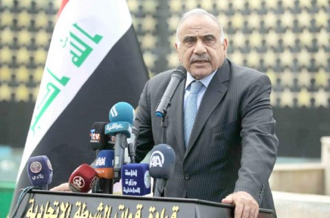 PM Irak Berjanji Mengundurkan Diri