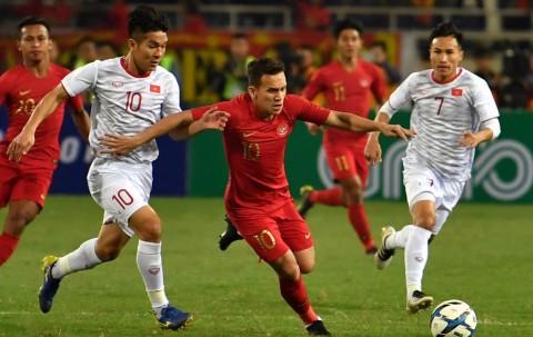 Data & Fakta Jelang Vietnam vs Timnas U-23