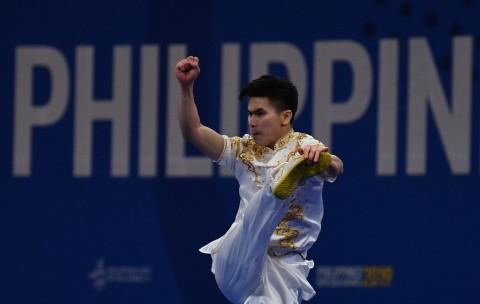 Gagal Dapat Medali karena Pemotongan Poin, Atlet Wushu Indonesia Kecewa