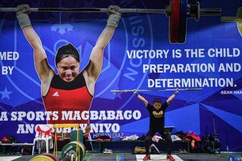 SEA Games 2019: Lisa Setiawati Sumbang Perak Lewat Angkat Besi