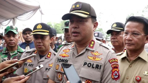 Polda Banten Tetap Lakukan Pengetatan Pengamanan Pilkades