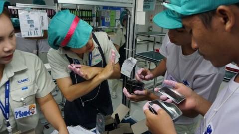 Bos Pabrik Jam di Thailand Puji Kualitas Siswa SMK Indonesia